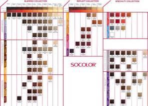 matrix so color chart matrix socolor 6br grip dye