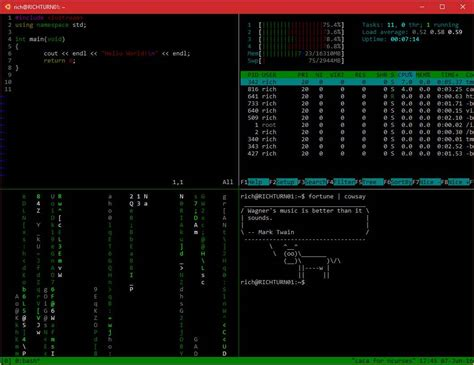 install windows 10 command line microsoft brings awesome tmux tool to bash on ubuntu on