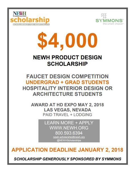 design contest scholarship nehl scholarship opportunity architecture interior design