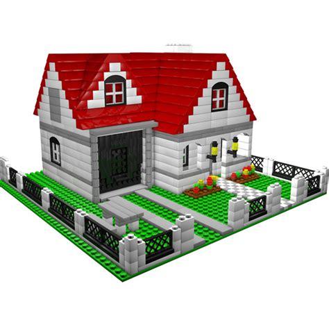 wood lego house lego house by vladim00719 3docean
