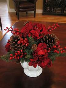 dining room set exles with christmas centerpieces for