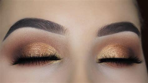 eyeshadow tutorial bronze copper bronze eye makeup tutorial youtube