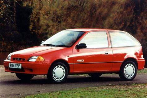 how it works cars 1992 subaru justy navigation system subaru justy 1996 2002 used car review car review rac drive