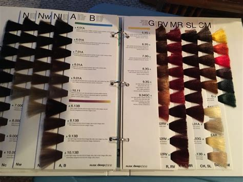 rusk violet hair color find more brand new rusk hair color swatch book for sale