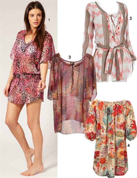 Summer Tunik 2 what to wear essential summer printed tunics fashion