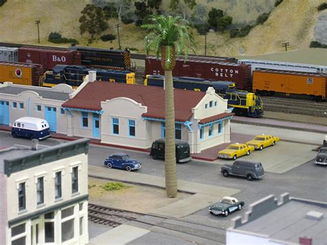 Corona Plumbing Supply by Model Railroad Page