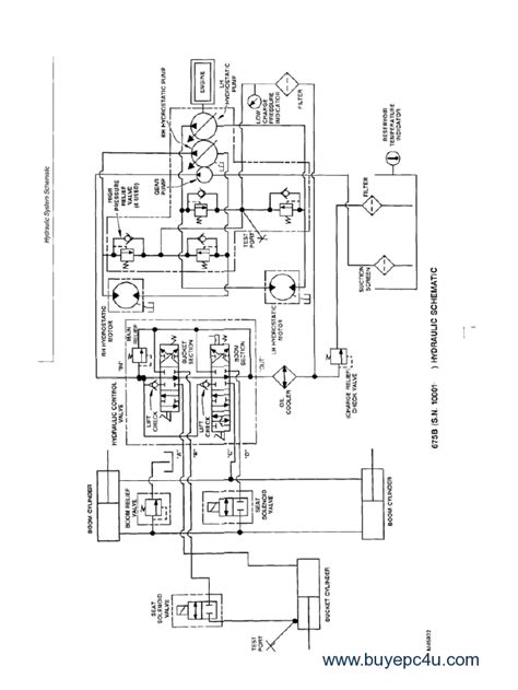 deere 240 skid steer wiring diagram 40 wiring