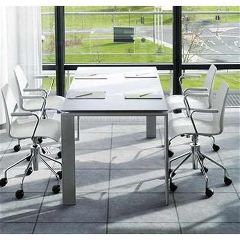 table for four tru staande l designl brand new office