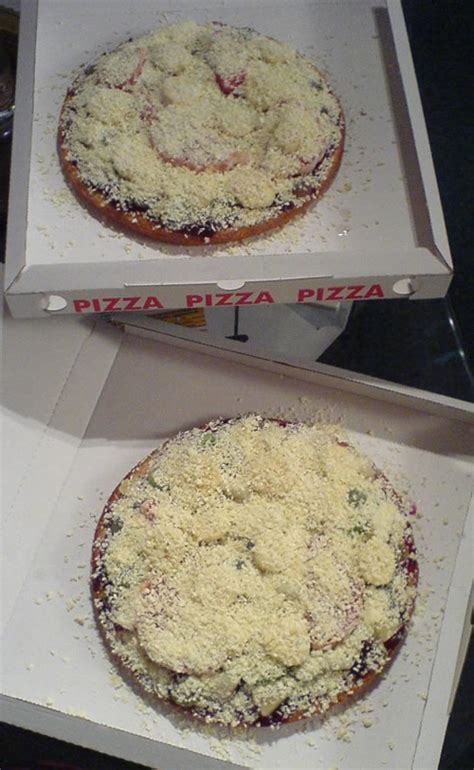 kuchen mit gefrorenen früchten pizza cake pizzakuchen usa kulinarisch