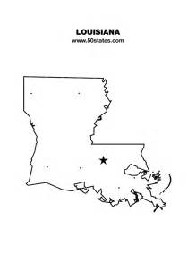 louisiana map blank blank map of louisiana find this map and the other 49 states at http www 50states