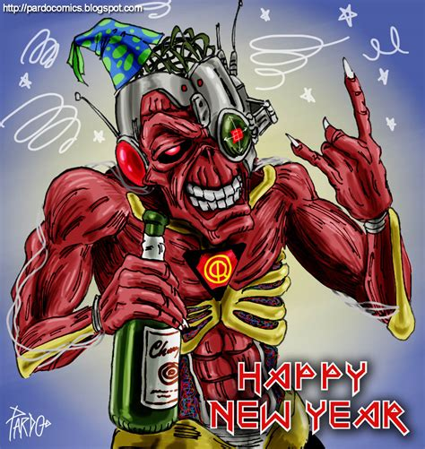 new year metal happy new year heavy metal blogs
