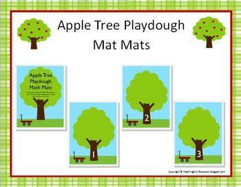 printable apple playdough mats 1000 images about playdough slime fun on pinterest