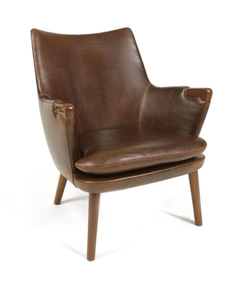 Hans Wegner by Hans Wegner Lounge Chair Modern Furniture