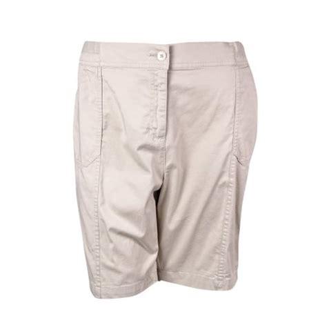 comfort waist shorts karen scott women s comfort waist cargo shorts walmart com