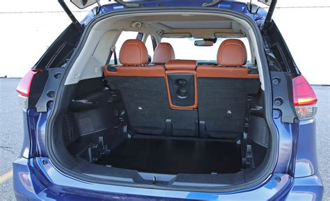 nissan rogue interior cargo 2017 nissan rogue cars exclusive videos and photos updates