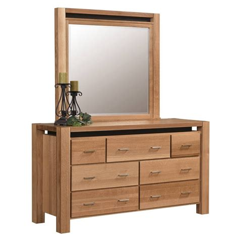 Nadine Collection Nightstand Amish Crafted - nadine collection dresser with mirror amish