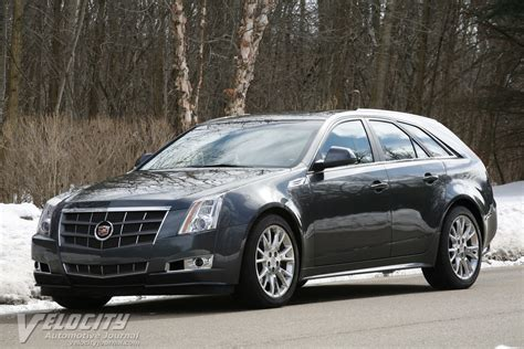 Picture of 2010 Cadillac CTS Sport Wagon