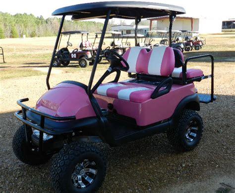 cart for sale pink club car precedent 48 volt system golf cart for sale southeastern carts