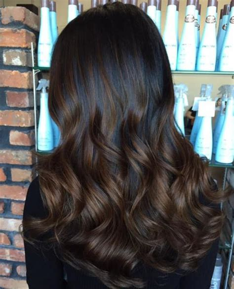 balayage dark brown hair with blonde highlights 90 balayage hair color ideas with blonde brown and