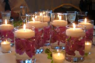 candlelight centerpieces wedding reception wedding candles images bloguez