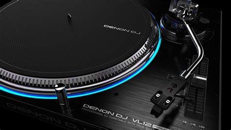 Turn Table namm 2017 denon dj vl12 prime turntable djworx
