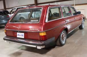 Mercedes Wagon Diesel Mercedes 300d Diesel Wagon Serviced For Sale Photos