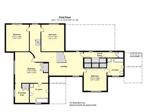 house floor plans with hidden rooms hidden room house plans house design plans