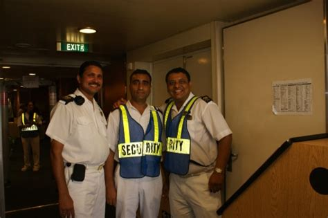 Cruise Line Security by Cruise Ship Security Officer Security Guards Companies