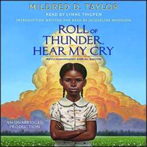 house of cry a novel books roll of thunder hear my cry audio book cds unabridged