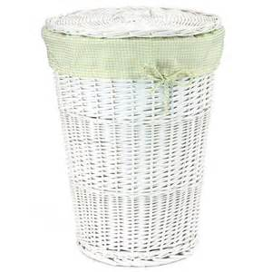 Wicker Laundry Hamper With Lid Large Wicker Laundry Hamper With Lid And Liner White Id