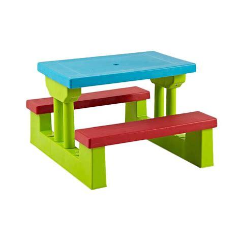 Meja Kursi Plastik Untuk Anak jual atria darci table chair set meja kursi anak harga kualitas terjamin