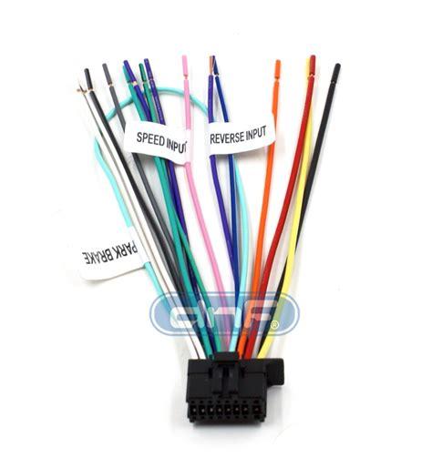 pioneer mvh p8200bt wiring diagram 1996 ford ranger wiring