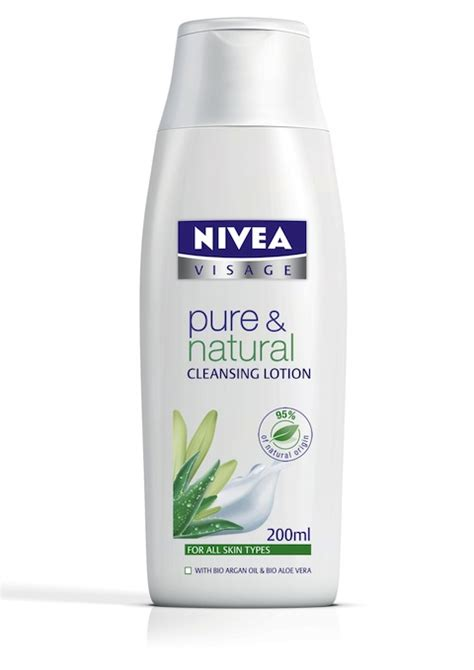 Nivea Cleaning Lotion And Toner Review And Demo nivea visage and cleansing lotion