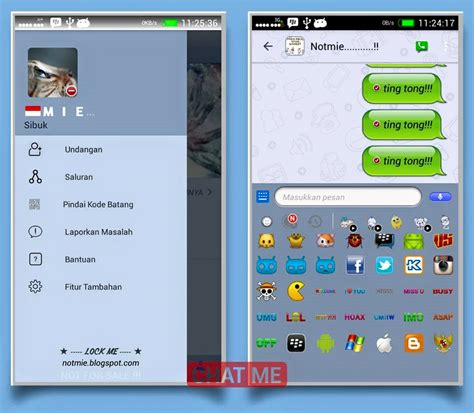 7 android apk chat me theme os 6 versi 3 3 7 97 android apk sellophone