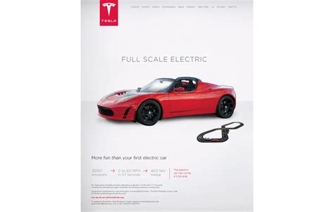 House Design Blog Uk by Corporate Advertising Campaign For Tesla Cars Design Inc