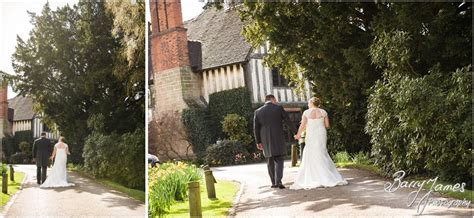 Himley Wedding Menu Brochure by Review Of Moat House Stafford Wedding Photographer