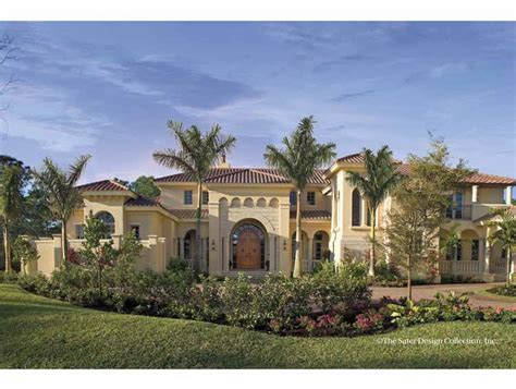 Mediterranean Style Homes Mediterranean House Plans Home Design 2015