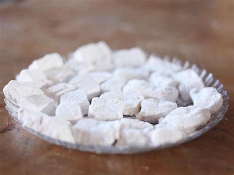 Handmade Marshmallow - marshmallow recipe hgtv