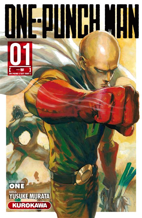 onepunch one one punch tome 1 mag