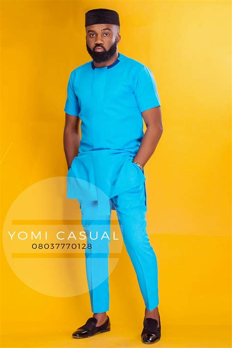 yomi casual traditional styles noble igwe plays the perfect muse in yomi casual s quot 5