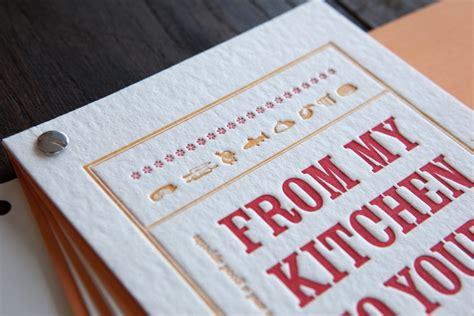 Handmade Cookbook - diy cookbook a day in may