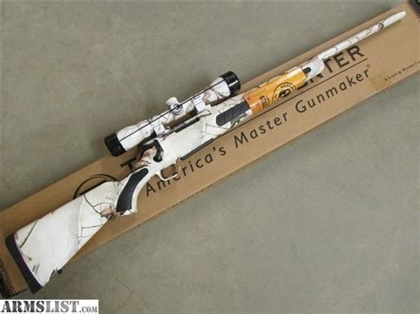 Telescope Thompsonpredator 3 9x40 Tc 1 armslist for sale t c venture pred snow camo w scope