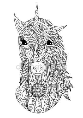 doodle demonios m 225 s de 25 ideas incre 237 bles sobre dibujo unicornio en