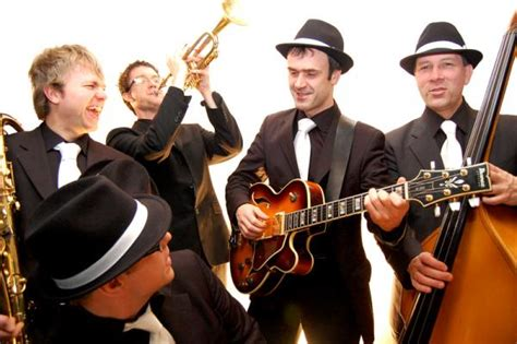 swing jazz bands vintage christmas party bands for hire silk street jazz
