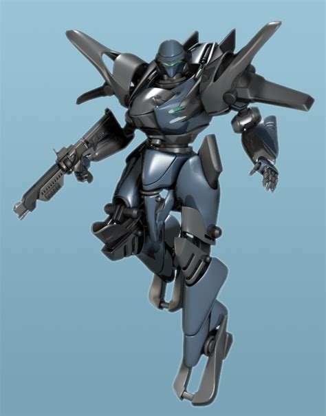 what is mecha unnamed mecha by 3dsquid on deviantart
