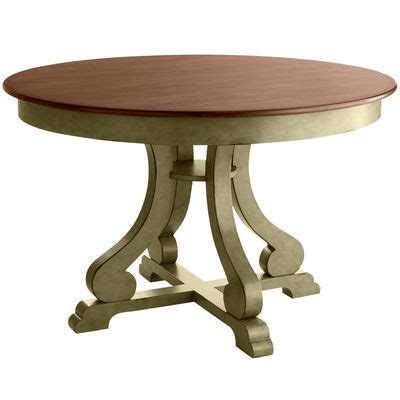 marchella round dining table sage pier 1 imports