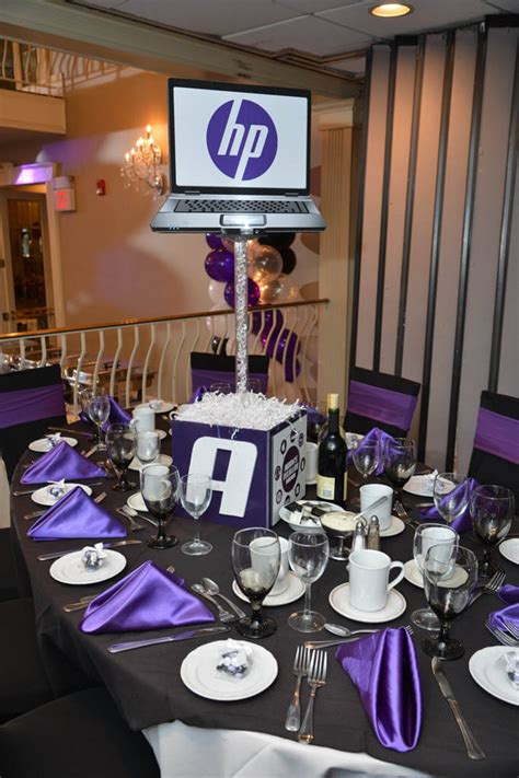 technology themed events themed centerpieces balloon artistry