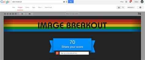 google images game trick 5 cool google tricks you didn t know my internet quest
