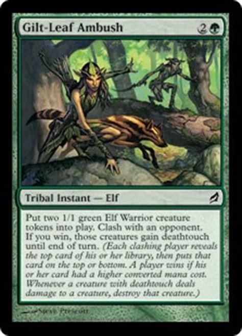 thousand year elves magic  gathering