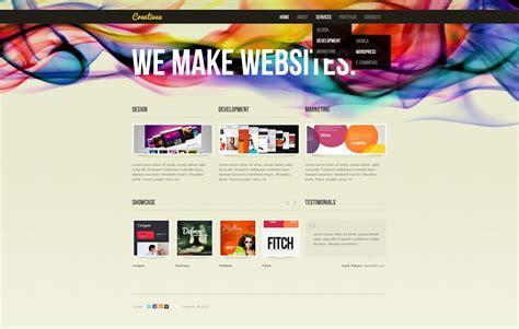 Joomla Design Vorlage Joomla Vorlage 36483 F 252 R Web Design